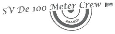 De 100 meter crew